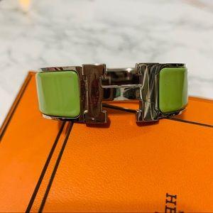 HERMÈS Green Clic Clac